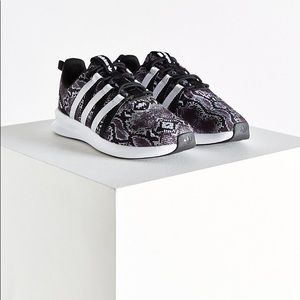 Adidas snakeskin shoes